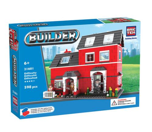 Red House BricTek