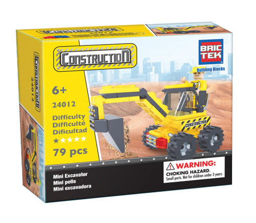 Mini Excavator BricTek