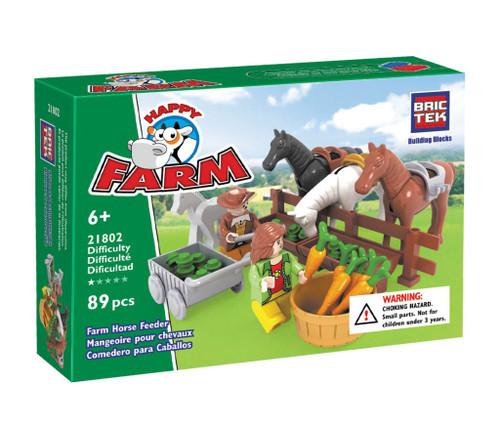 Farm Horse Feeder BricTek
