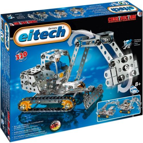 Construction Vehicles Set Eitech