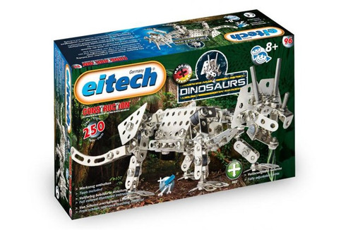 Dinosaur Triceratops Construction Set Eitech