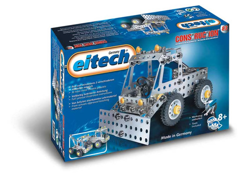Trucks Construction Set Eitech
