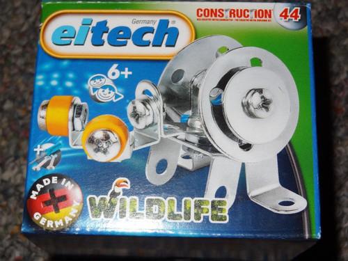 Wildlife Snail Construction Set Eitech