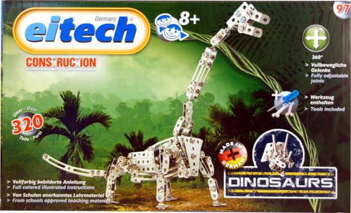 Dinosaurs Brachiosaurus Construction Set Eitech