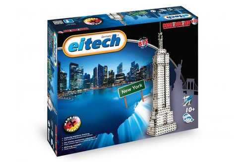 New York Skyscraper Landmark Series Construction Set Eitech