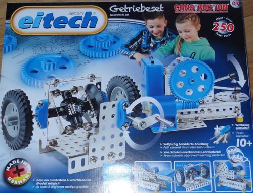 Gear Wheel Construction Set Eitech