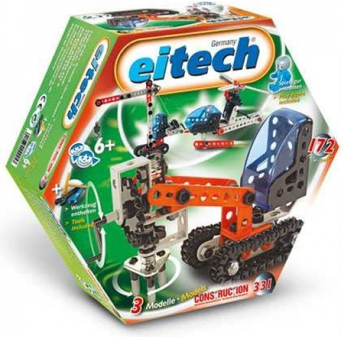 Beginner 3 Model Construction Set Eitech