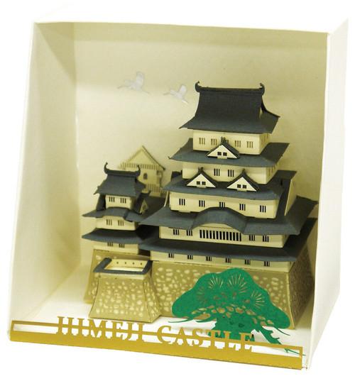 Himeji Castle Paper Nano
