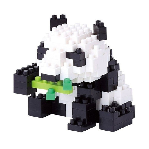 Giant Panda Nanoblock
