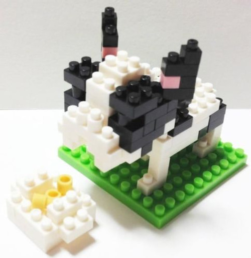 French Bulldog Nanoblock
