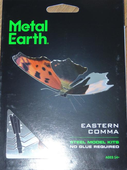 Eastern Comma Butterfly Metal Earth