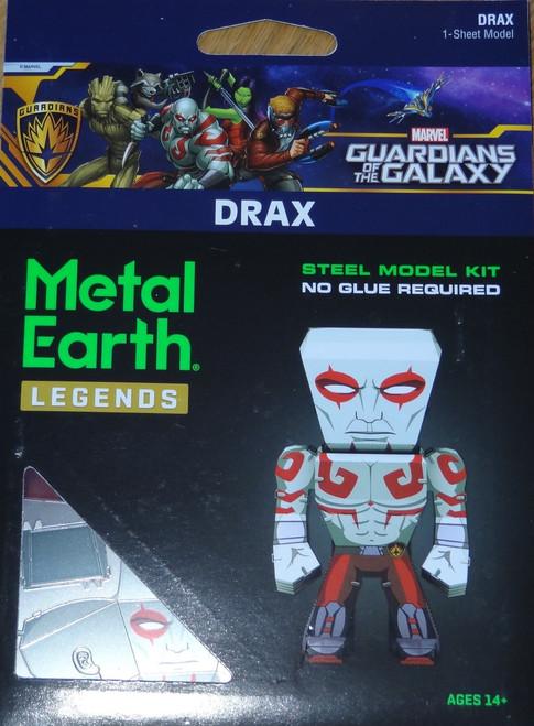 Drax Metal Earth Legends