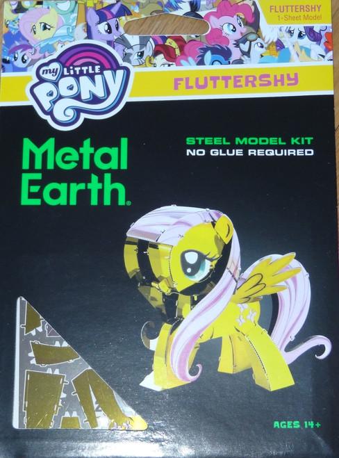 Fluttershy My Little Pony Metal Earth
