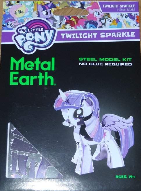Twilight My Little Pony Metal Earth