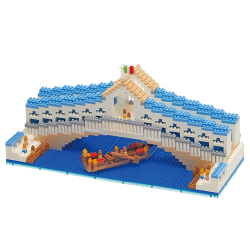 Rialto Bridge TICO Mini Building Bricks