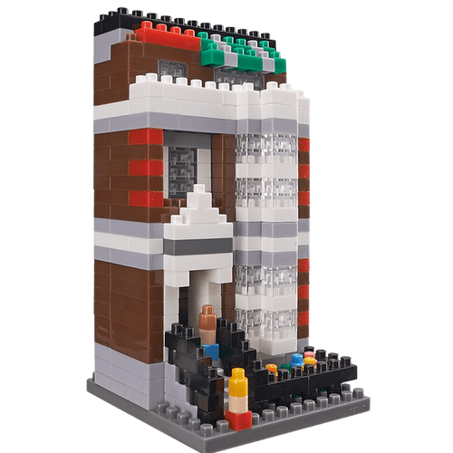 Apartment TICO Mini Building Bricks