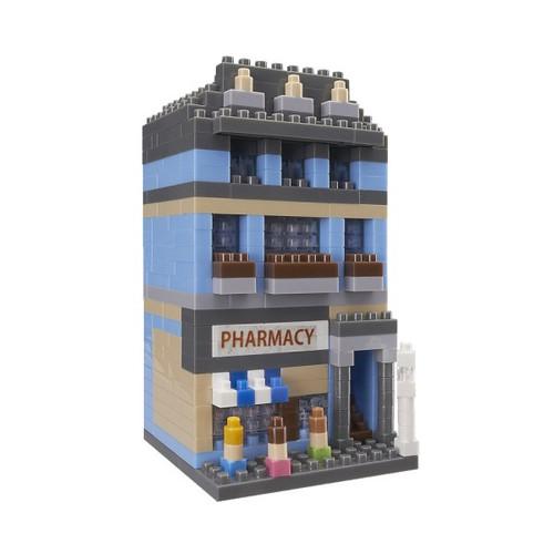 Pharmacy TICO Mini Building Bricks