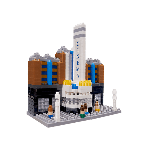 Cinema TICO Mini Building Bricks