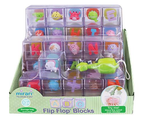 Flip Flop ABC Blocks Mirari