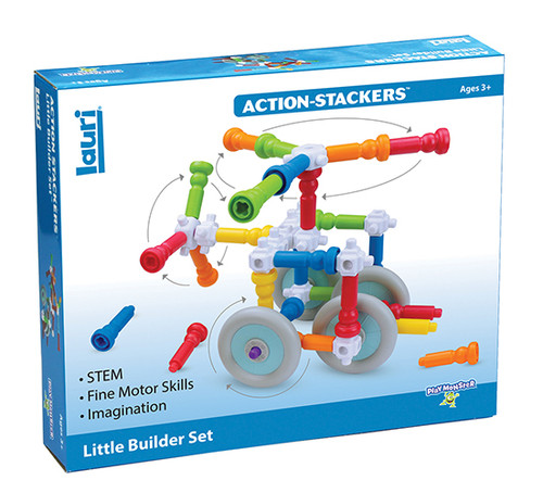 Action Stackers Little Builder Set Lauri