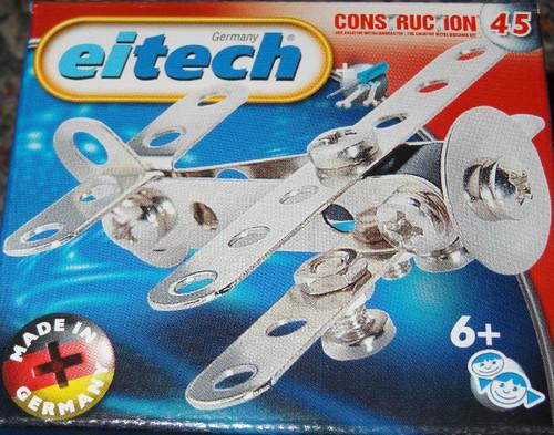 Mini Aircraft Construction Set Eitech