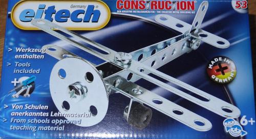 Airplane Starter Construction Set Eitech