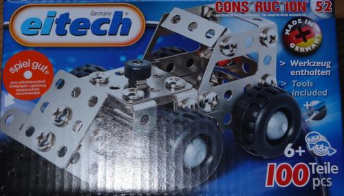 Mini Bulldozer Construction Set Eitech