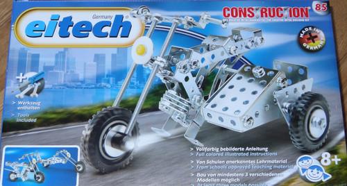 Motor Bike Construction Set Eitech