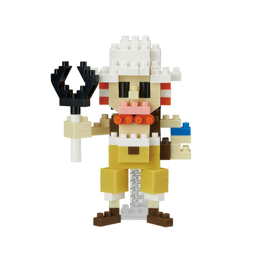 Usoff One Piece Nanoblock