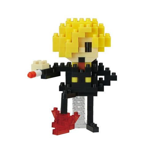 Sanji One Piece Nanoblock