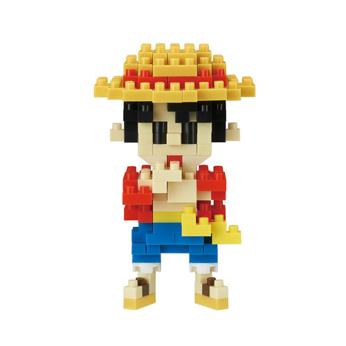 Luffy One Piece Nanoblock