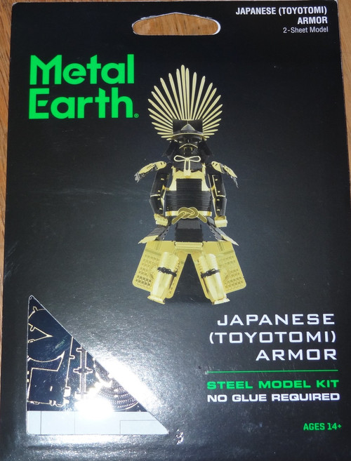 Japanese (Toyotomi) Armor Metal Earth