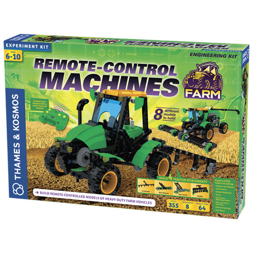 Remote-Control Machines: Farm Engineering Kit