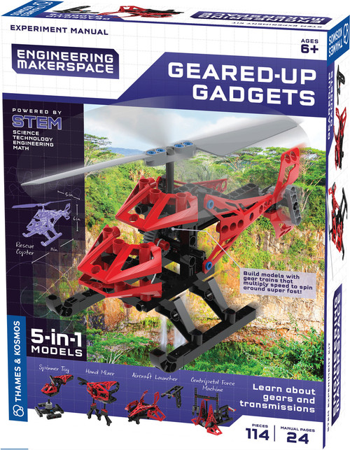 Geared-Up Gadgets Engineering Makerspace Kit