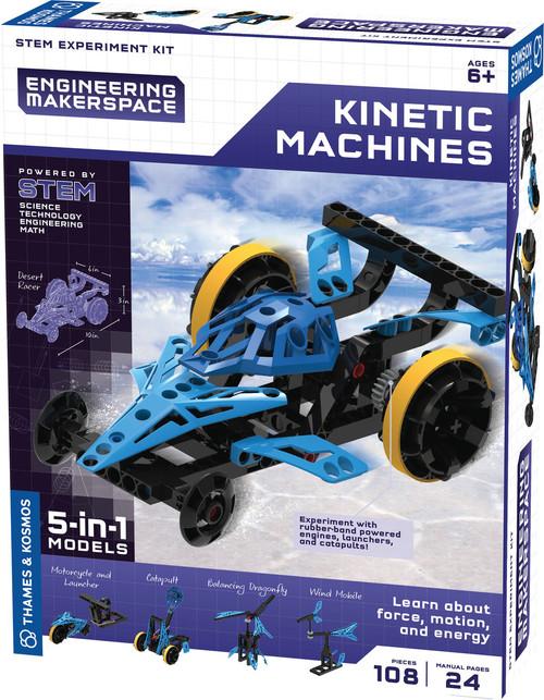 Kinetic Machines Engineering Makerspace Kit