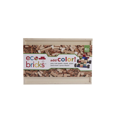 Eco-Bricks 145 Piece Set