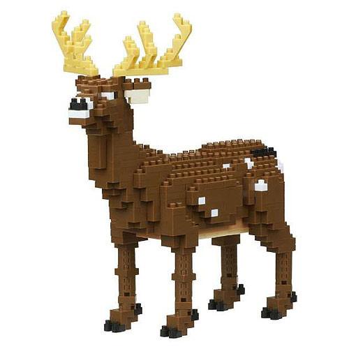 Deer Deluxe Edition Nanoblock