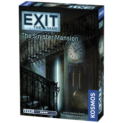 The Sinister Mansion Exit the Game