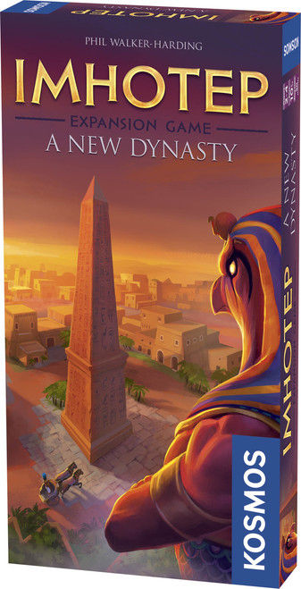 Imhotep A New Dynasty Expansion Game