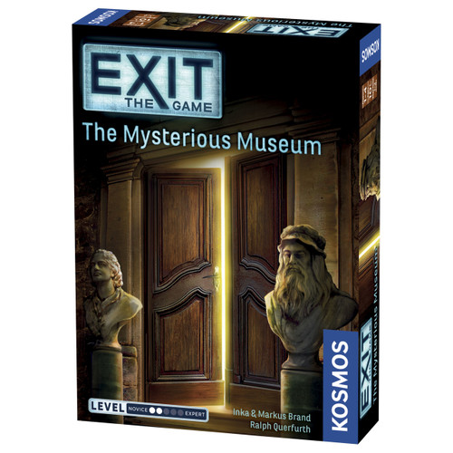 The Mysterious Museum Exit the Game