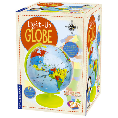 Kids First Light-Up  Globe Kit