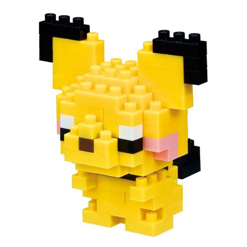 Pichu Pokemon Nanoblock