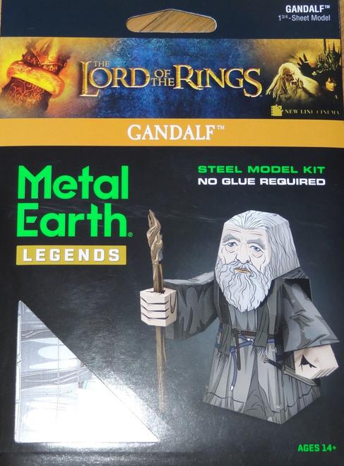 Gandalf Metal Earth Legends