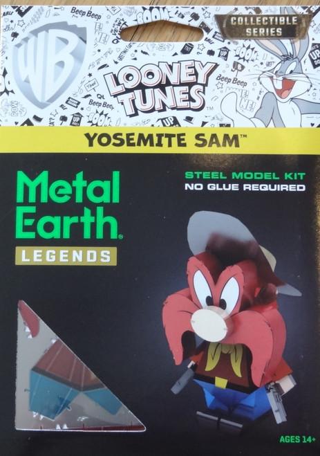 Yosemite Sam Metal Earth Legends