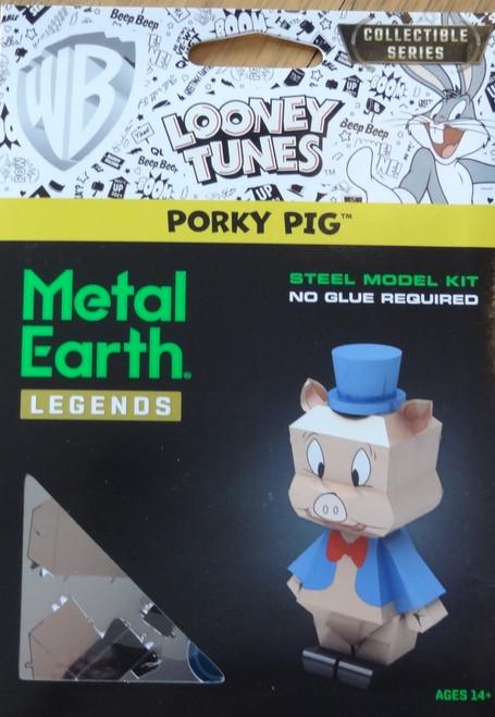 Porky Pig Metal Earth Legends