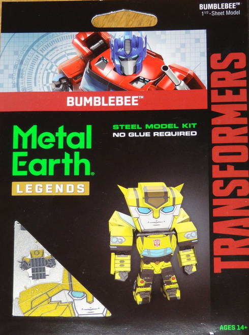Bumblebee Metal Earth Legends