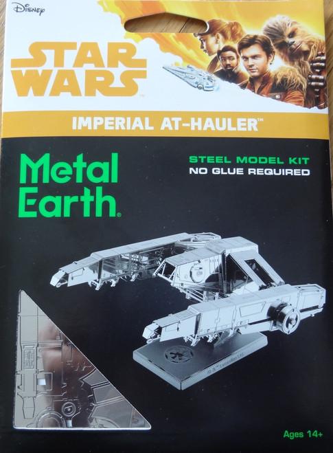 Imperial AT-Hauler Star Wars Metal Earth
