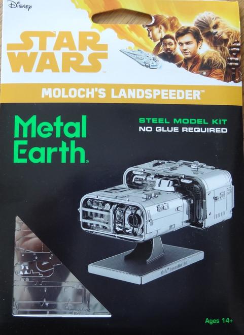 Moloch's Landspeeder Star Wars Metal Earth