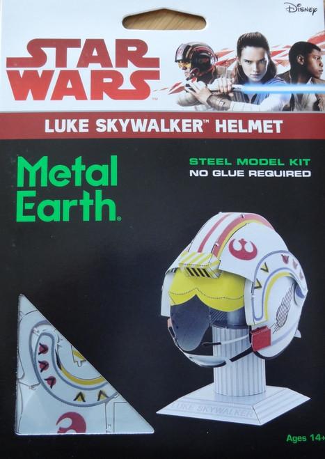 Luke Skywalker Helmet Star Wars Metal Earth