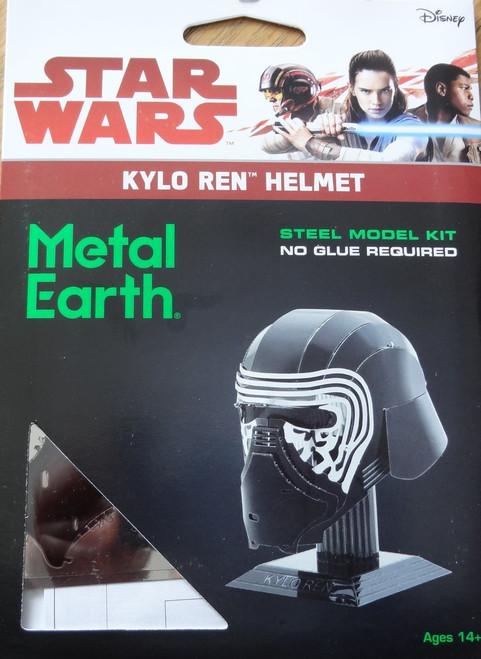 Kylo Ren Helmet Star Wars Metal Earth